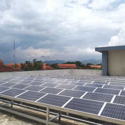 Energy and Climate Change Green Campus Telkom University