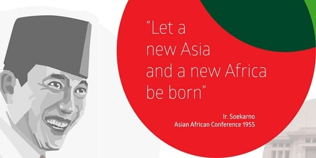 Bandung for Asian-African Conference Commemoration 2015