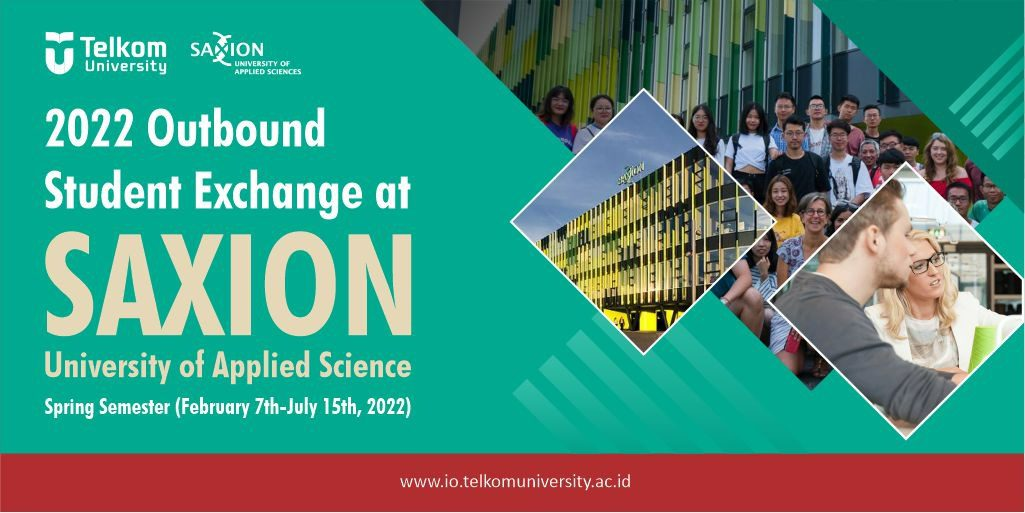 Saxion Outbound Student Exchange 2022