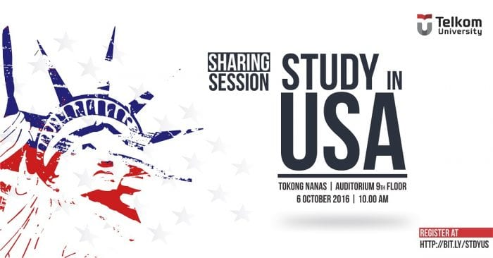 International Office Presents Study in USA