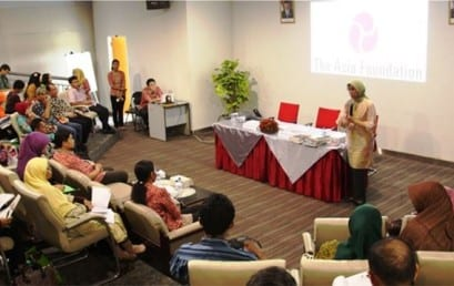 Telkom Open Library To Become The Asia Foundation Partner Books For Asia Program