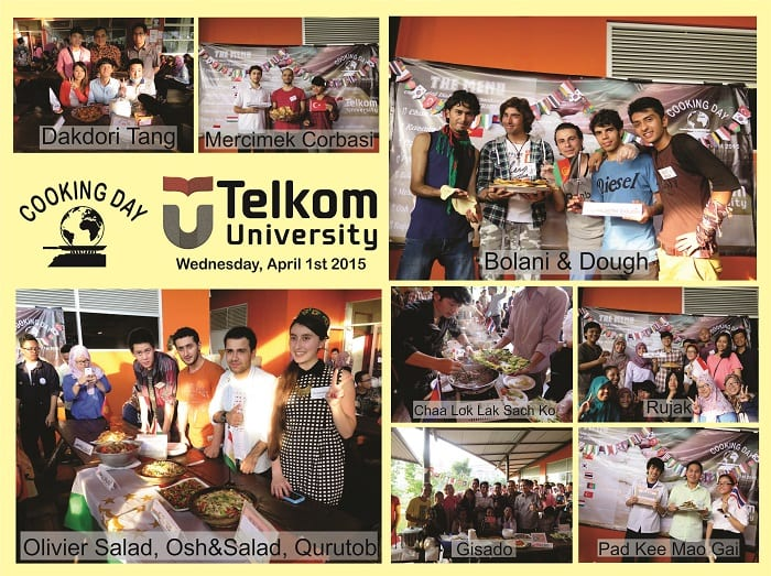 Pleasure Experience at The Cooking Day
