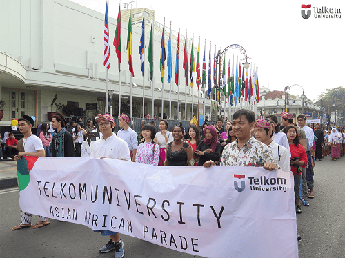 Asian African Parade on April 17th 2016