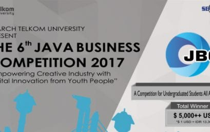 The 6th Java Business Competition 2017