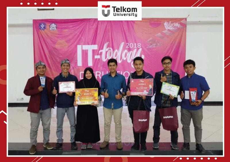 Champion in Information Technology Today 2018