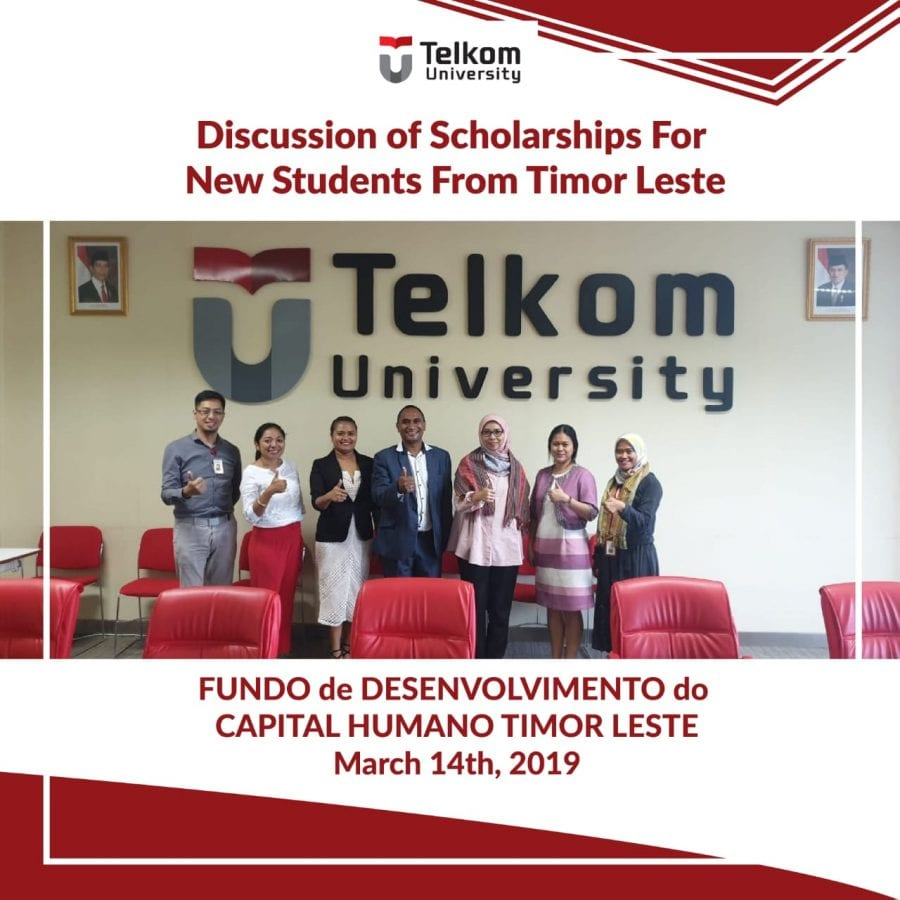 Scholarship for Timorese