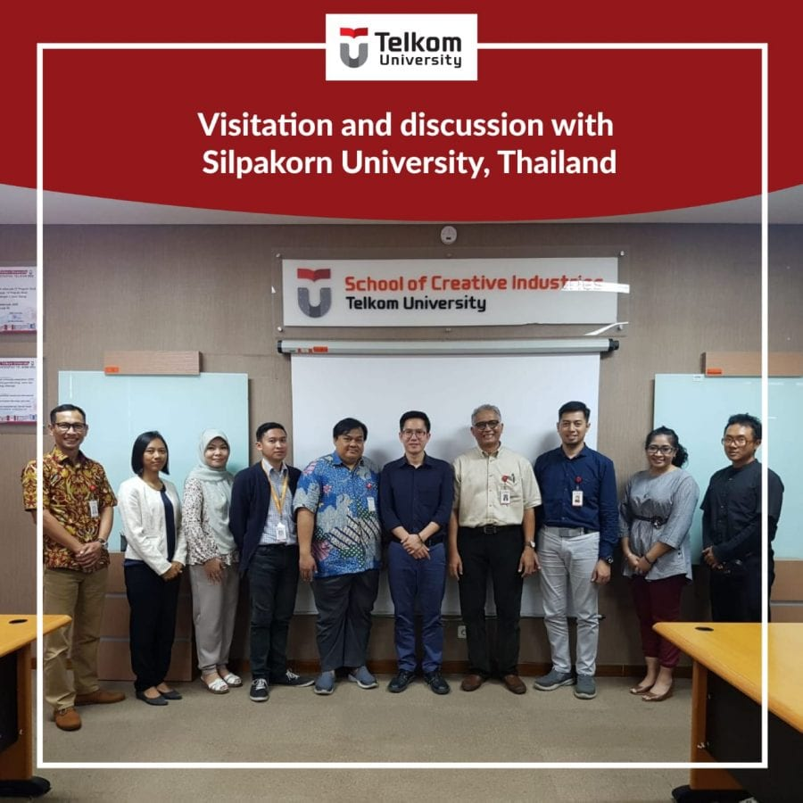 Collaboration with Silpakorn