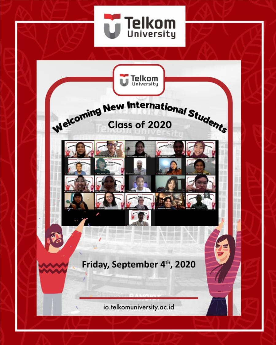 Welcoming New International Students 2020