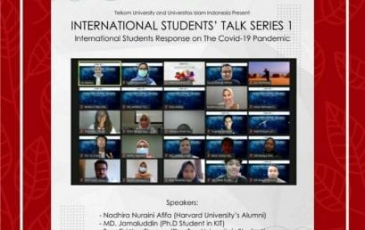 International Student Response to the Covid-19 Pandemic