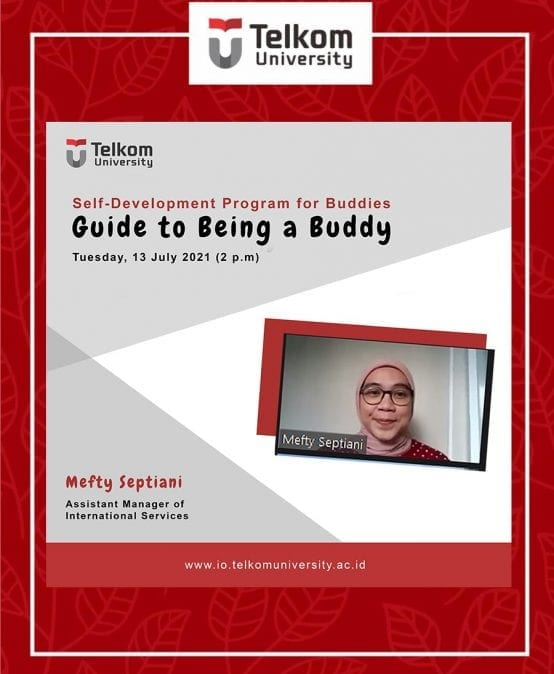 Guide to Being a Buddy