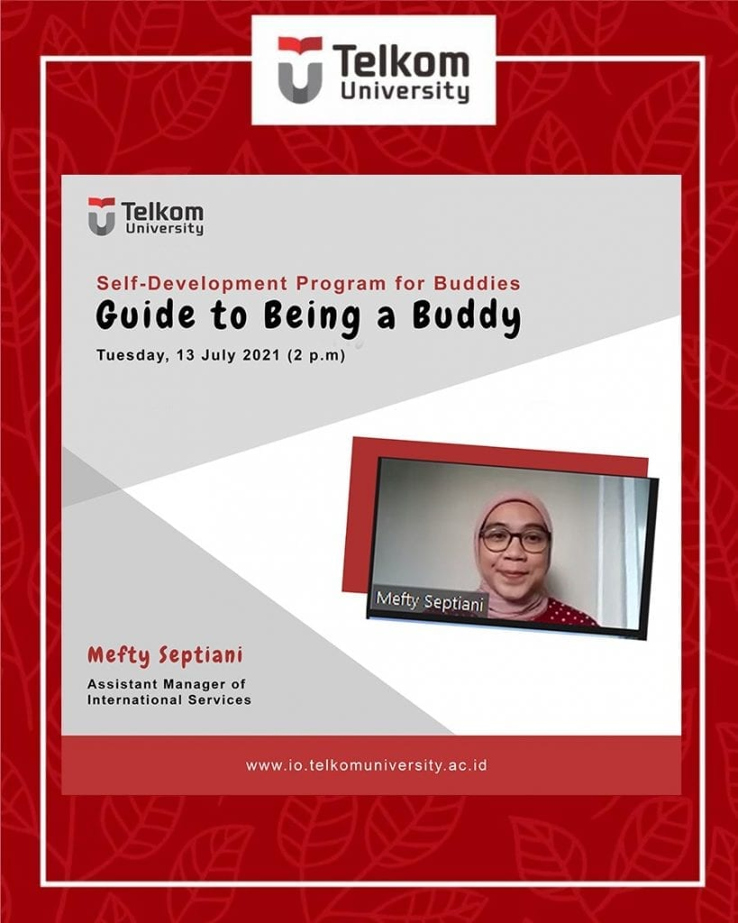 guide to being buddy