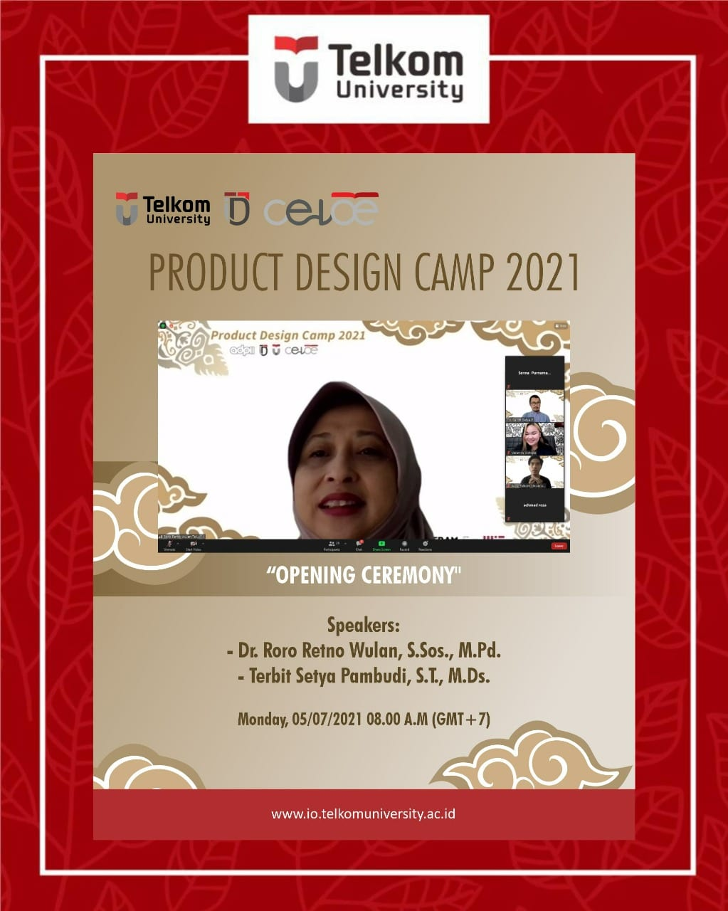 Product Design Camp 2021: Bringing Local to Global