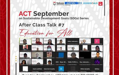Education for All: After Class Talk #7