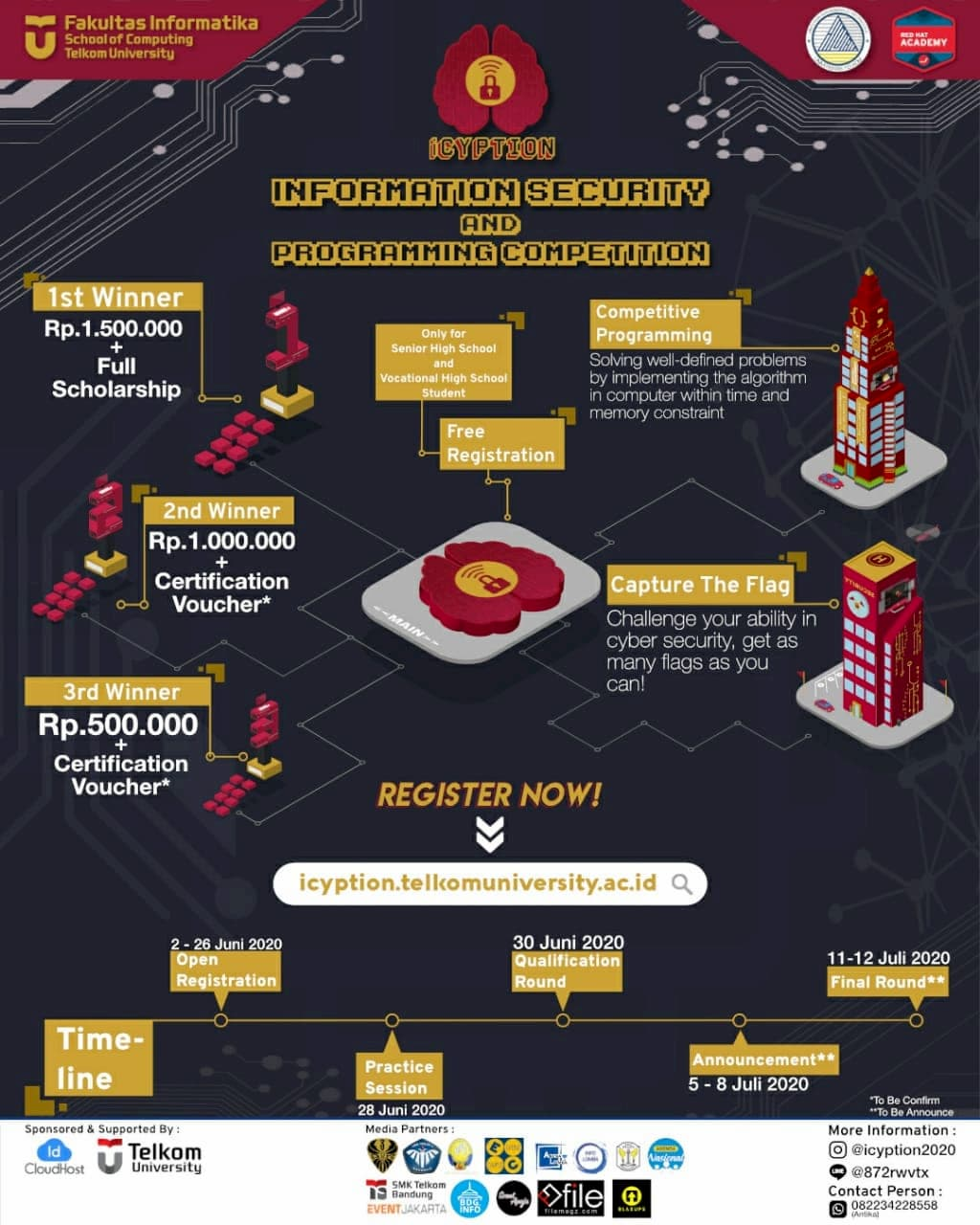Information Scurity & Programming Competition